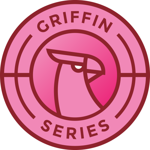 pink-cheeks-griffin-series-badge
